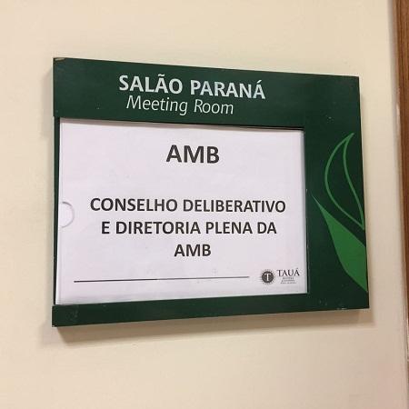Convention se apresenta no Congresso da Associação Médica Brasileira