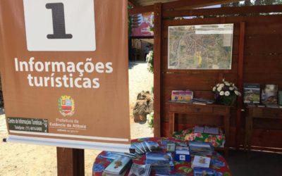 Convention Bureau está presente na Festa de Flores e Morangos