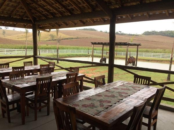 Inauguração do Restaurante Rural no Sítio São Benedito