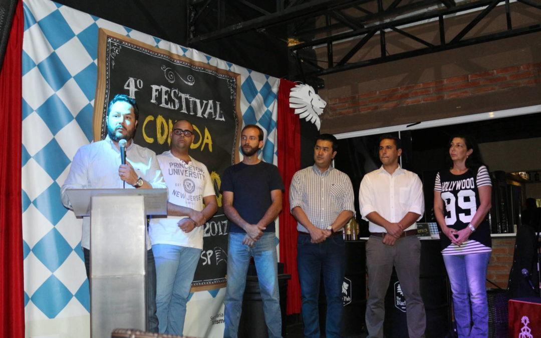 Ganhadores do 4º Festival Comida de Boteco de Atibaia