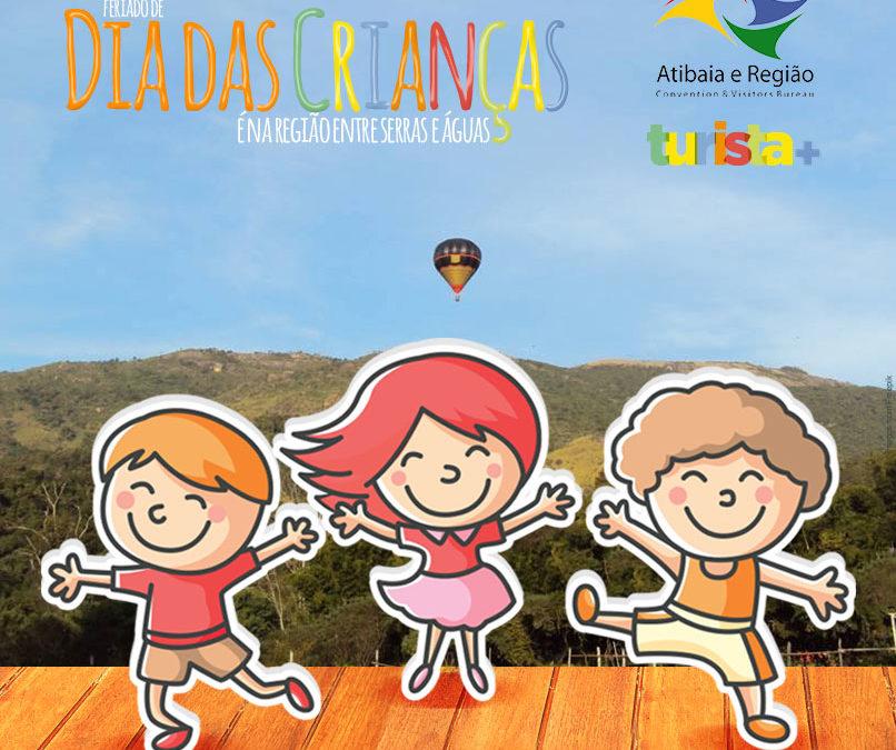 Mês das Crianças em Atibaia e Região