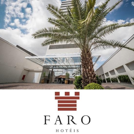 Grande Ceias no Faro Hotel Atibaia