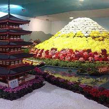 Parceria ARCVB e Associação Hortolândia para a Festa das Flores