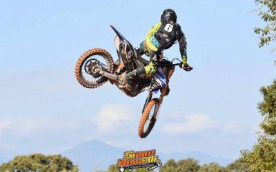 Piloto de Atibaia conquista Top 10 no Brasileiro de Motocross