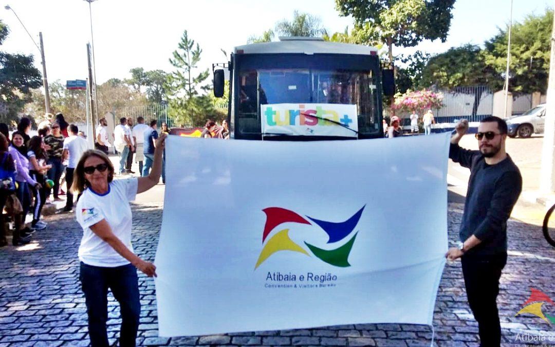 Participação do Convention nas Festividades de Atibaia