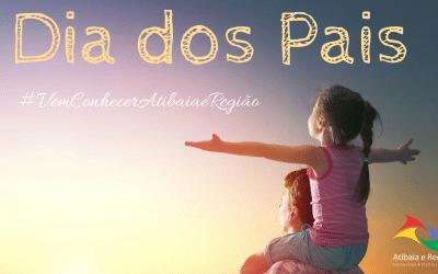 Vem Conhecer Atibaia e Região no Dia dos Pais!