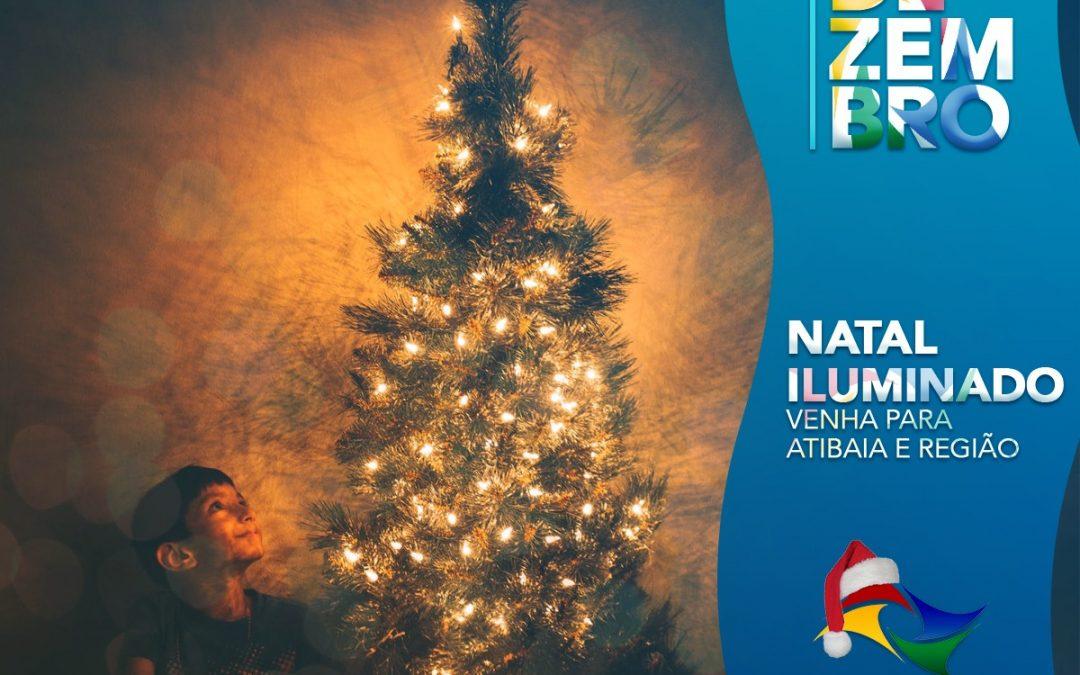 Natal Iluminado em Atibaia e Região