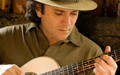 Tudo é sertão, tudo é paixão, se o violeiro toca